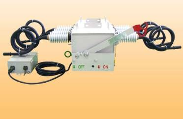 SF6 Gas Insulated Auto Section Switch : 25.8kV 400A