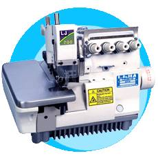 pegasus type overlock sewing machines