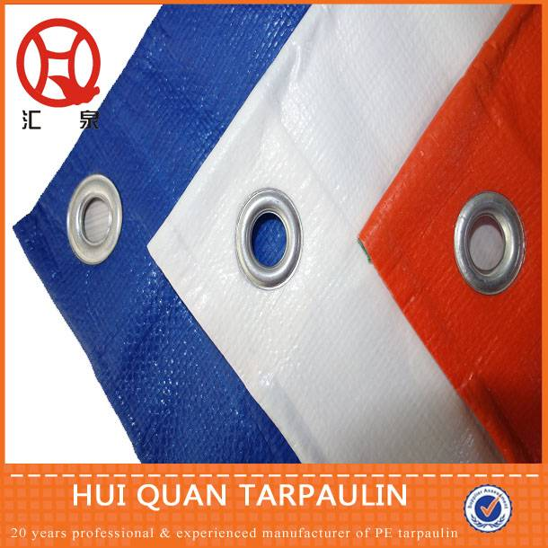 woven PE tarpaulin,ISO certified companies manufacture