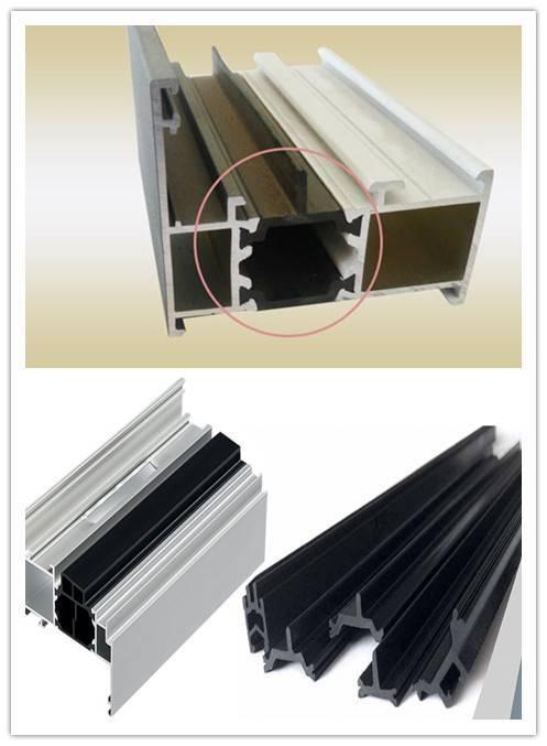 thermal breaking profiles