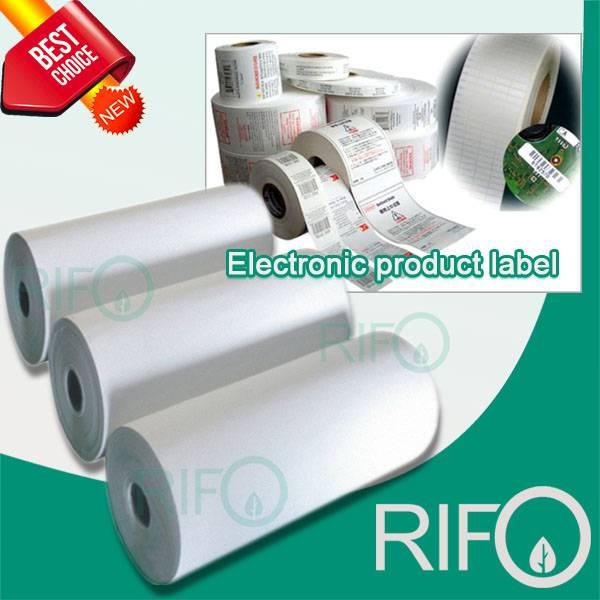 waterproof label base paper