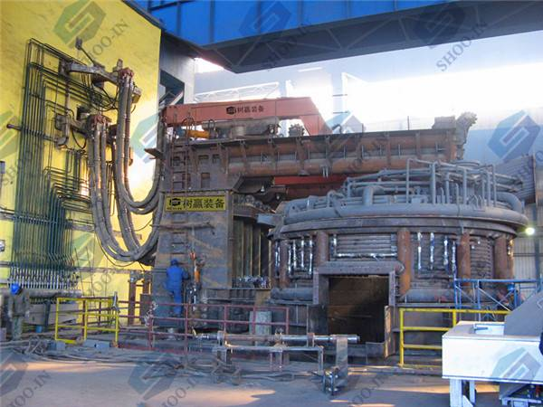 High Impedance Electric Arc Furnace