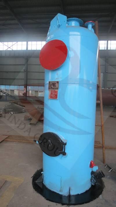 0.2t Vertical Steam Boiler