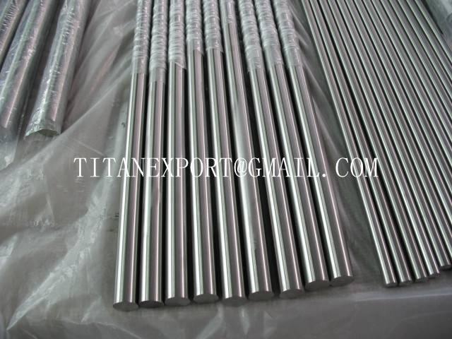 ASTM F1295 TI-6AL7NB Titanium bars for orthopedic implants