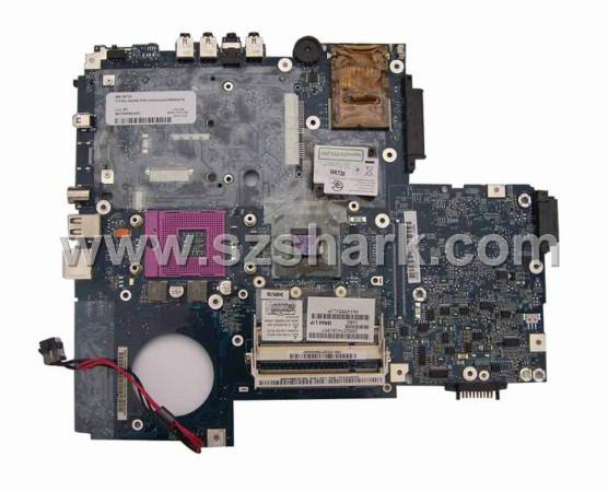 Laptop motherboard,HP Motherboard,Notebook mainboard