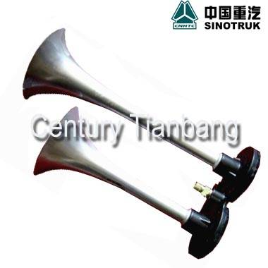 sinotruk howo truck parts Double-voice horn