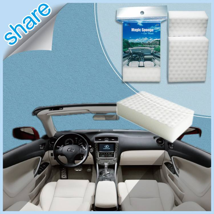 Multi Purpose Microfiber Car Cleaning Sponge