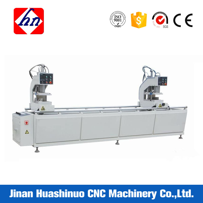Double Head Welding Machine for UPVC Profile