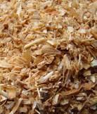 Shrimp shells powder