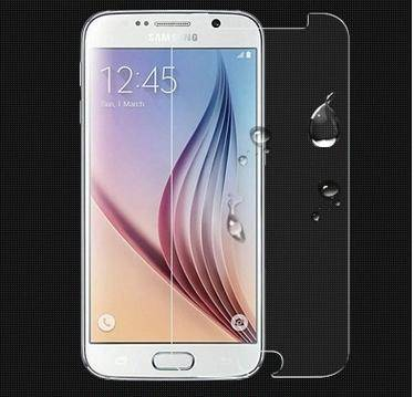 High evaluation 0.33 9H tempered glass screen protector for S7 edge
