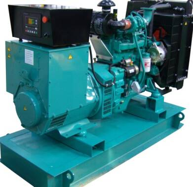 Cummins 48kw 50kva Diesel Generator
