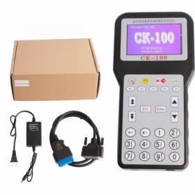 CK100 Auto Key Programmer V39.02 SBB The Latest Generation