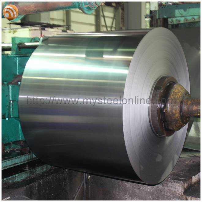 Cold Rolled Sheet DC01 with Higher Finishing Surface