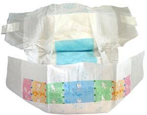 BCBD007 Baby Diapers