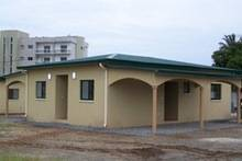 Prefabricated sandwich panel house/VILLA