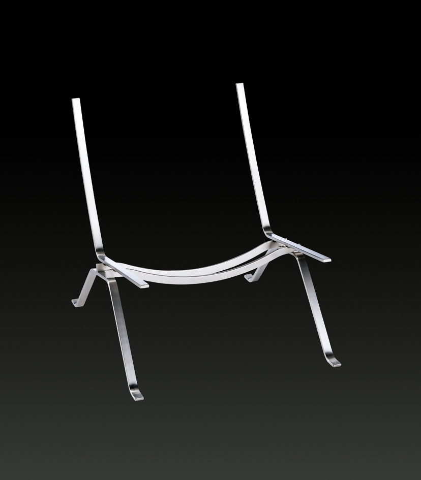 SHIMING FURNITURE MS-3106 stainless steel leisure chair frame