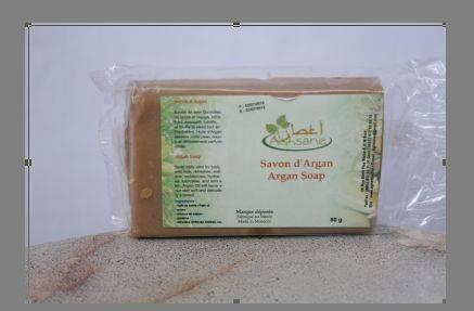 soap argan