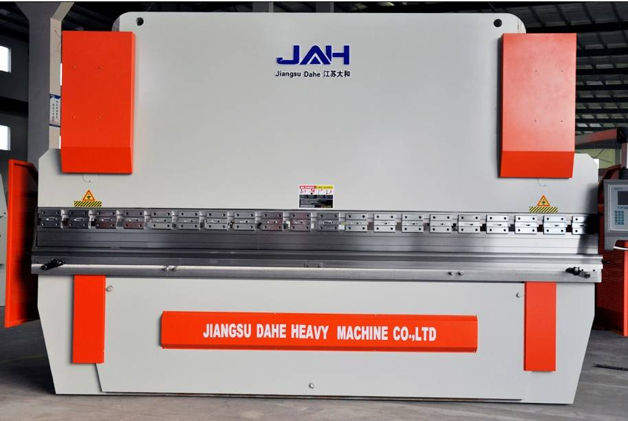 hydraulic press brake WC67Y-160T/2500