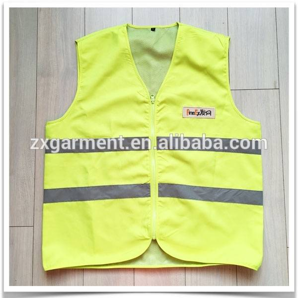 Hi Vis Junior reflective Vest