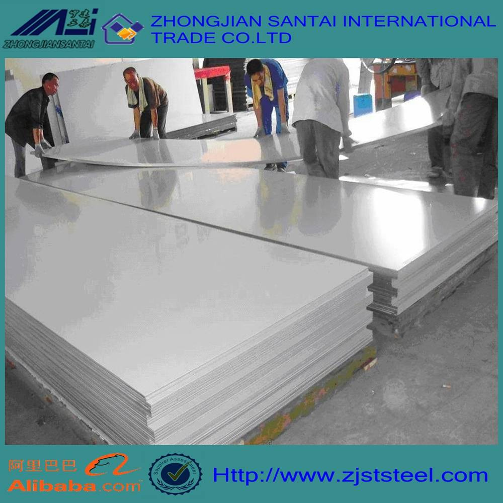 202 304 316 stainless steel sheet price from china supplier