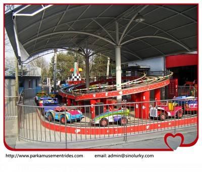 Children games amusement kiddie rides mini shuttle roller coaster rides