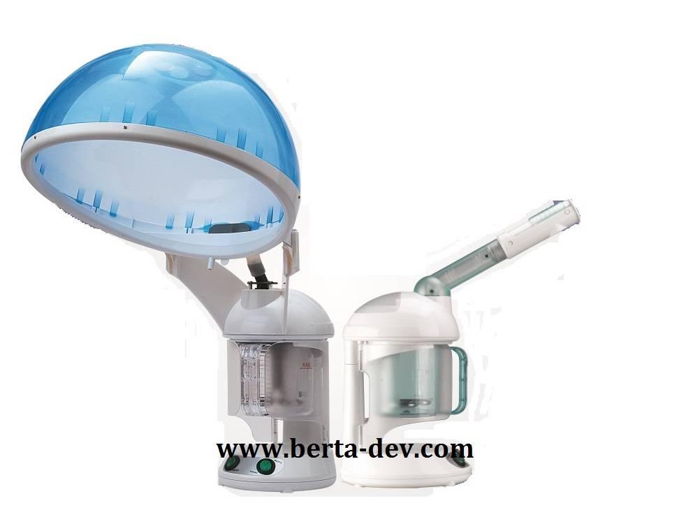 Ion Vapour Hair & Face Steamer