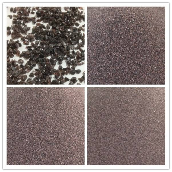 Brown aluminum oxide for Bonded abrasives, coated abrasives, sandblasting