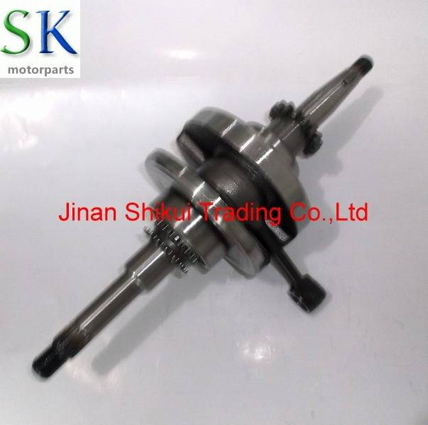 kymco gy6 crankshaft 50cc,10cc,125cc motorcycle crankshaft