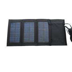 emergy solar panel bag mobile phone charger
