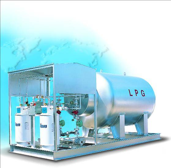Gas Equipment - PACKAGE TANK