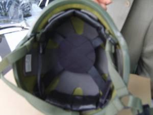 Aramid helmet V50 PASGT MICH Helmet