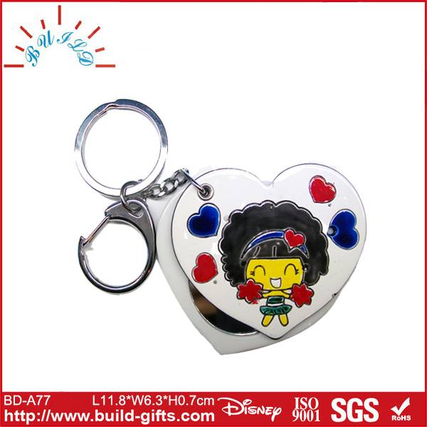 personalized key chain key chain with swarovski crystal