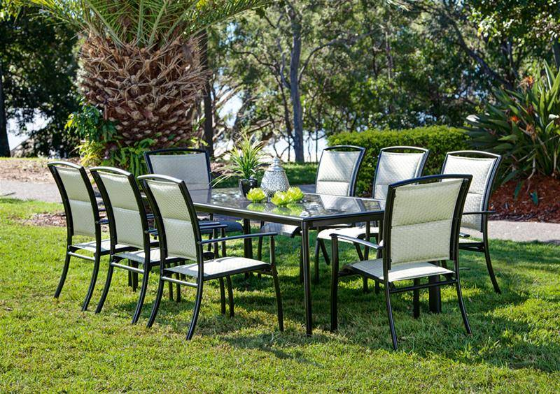 outdoor furniture/aluminum furniture / sling furniture