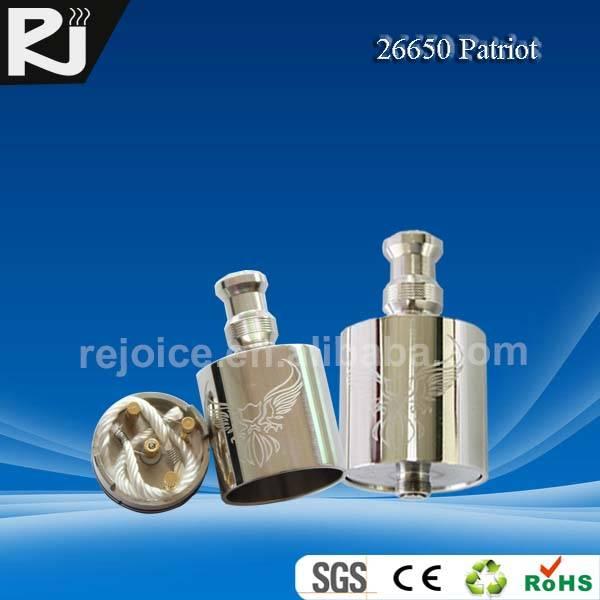 Vamo Vv Mod And Trident factory wholesale Patroit 26650 rebuildable atomizer