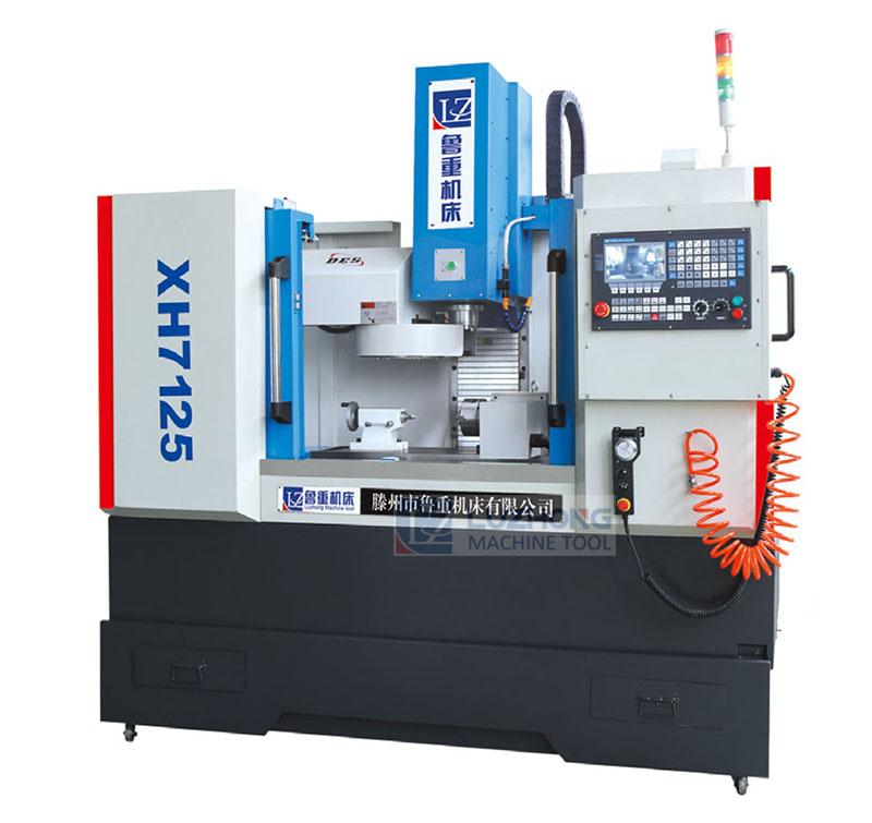 XH7125Vertical Machining Center