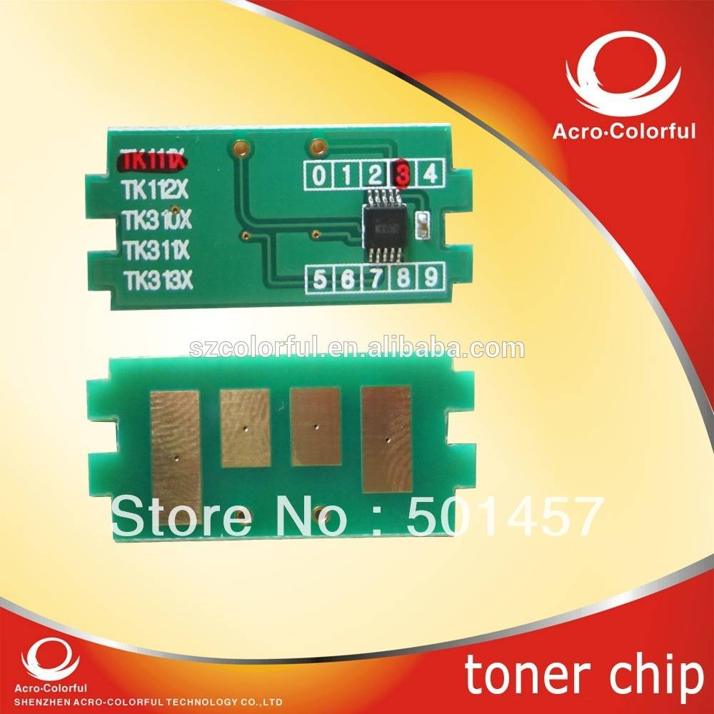 Compatible chip for KYOCERA series