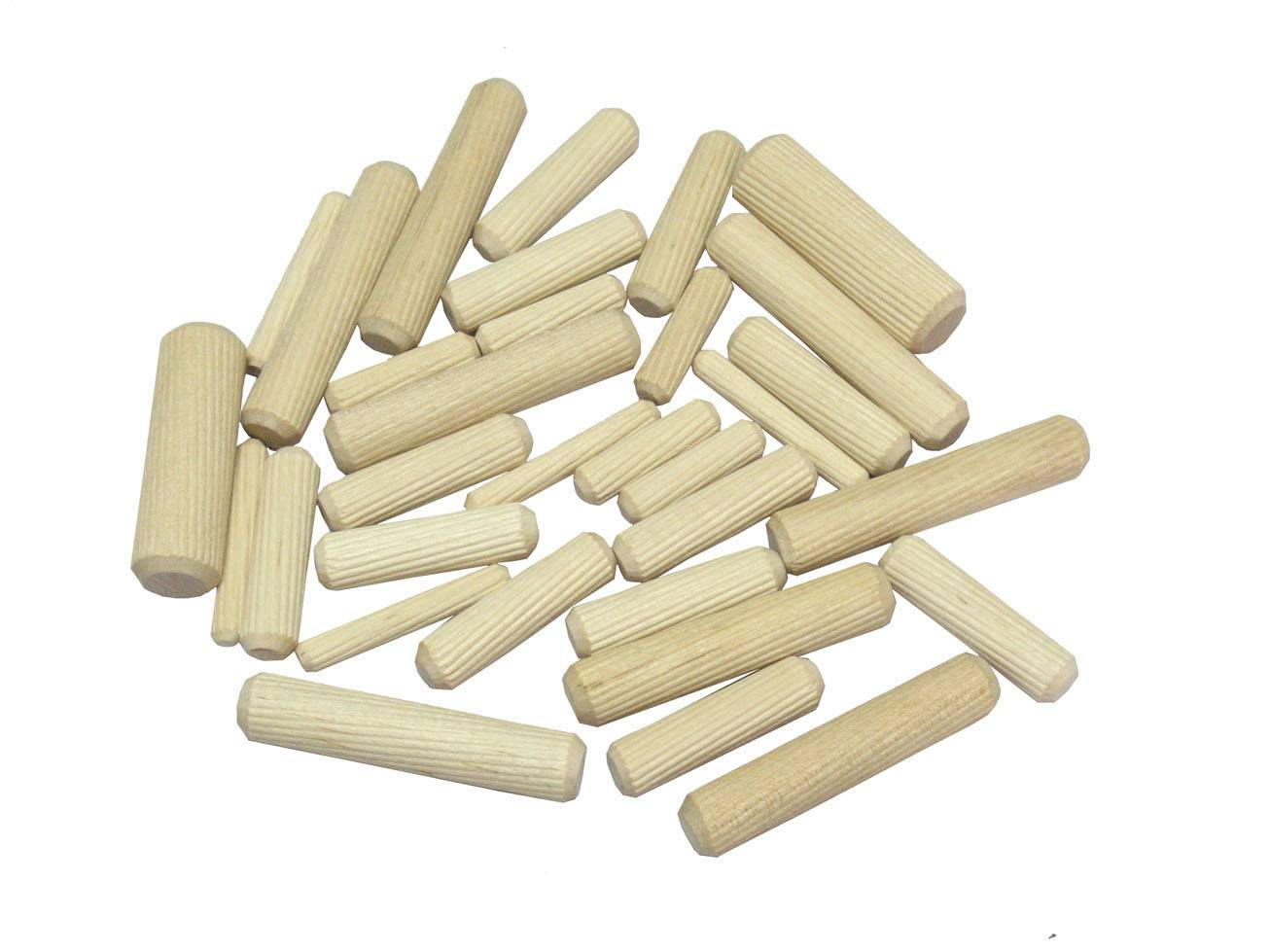 Twisted Grooved Dowel Pin
