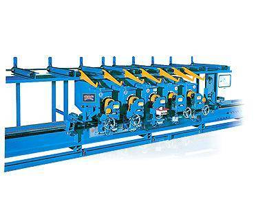 Semi-Automatic Bending Line : ( TAB-HD25A )