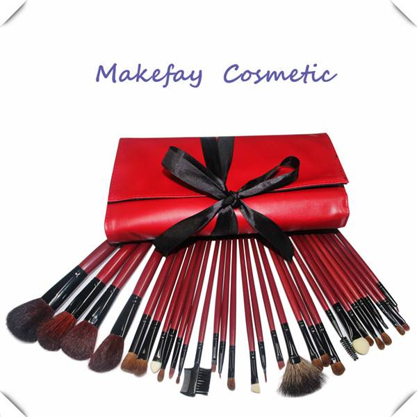 wholesale 24 pcs professional high quality custom makeup brushes