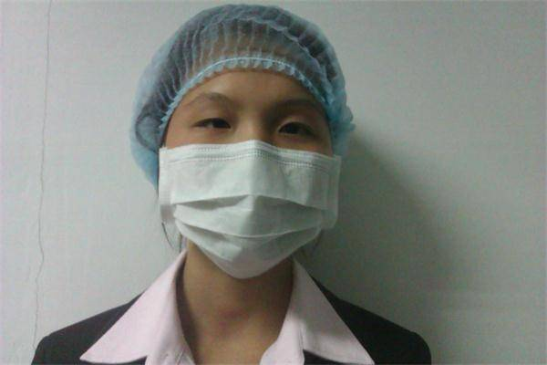 disposable pollution proof face mask