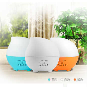 Wholesale Fragrance Lamps Air Humidifier 12 LED Color Changing Rohs Aroma Diffuser