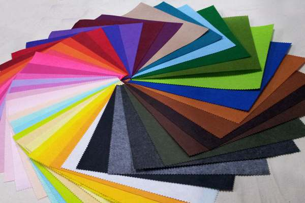 Colorful PP Spunbond Nonwoven with High Quality