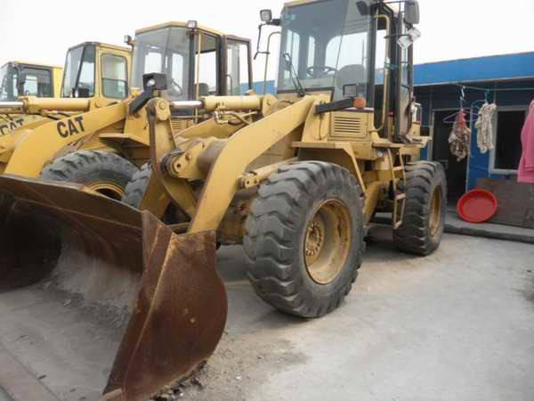 used cat 924f wheel loader