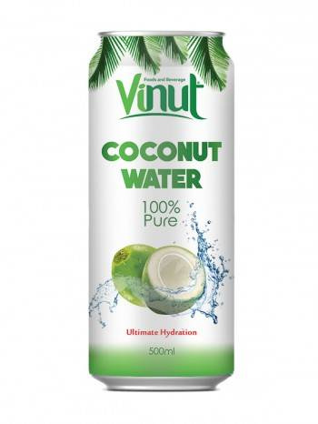 Coconut water 100% pure