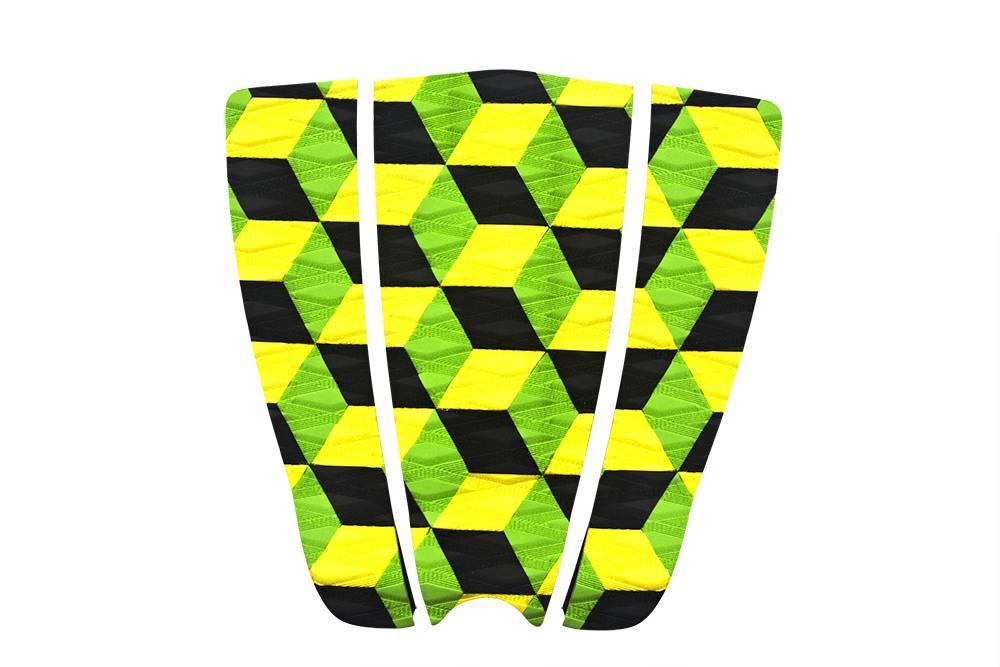 custom pattern surfing eva deck pads/hot sale design eva deck pads/surfboard traction eva deck pads