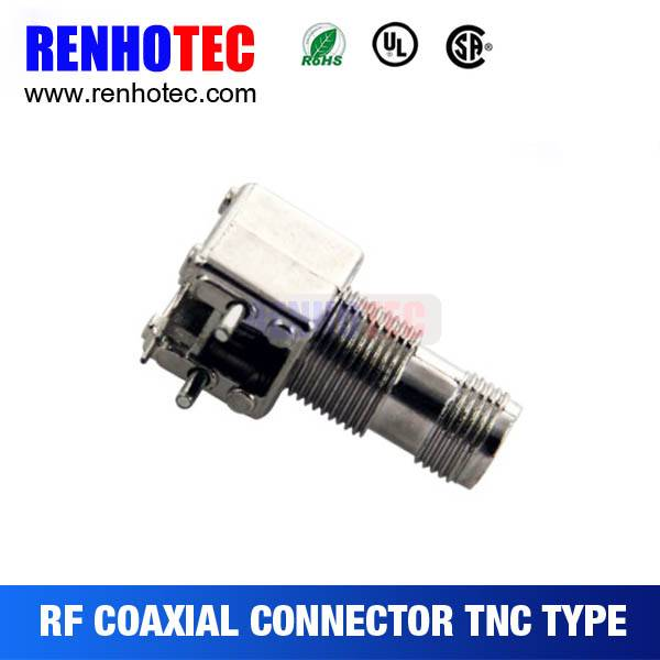 High Quality TNC Jack Connector For PCB