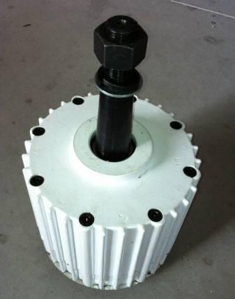 permanent magnet generator 1kw 48v