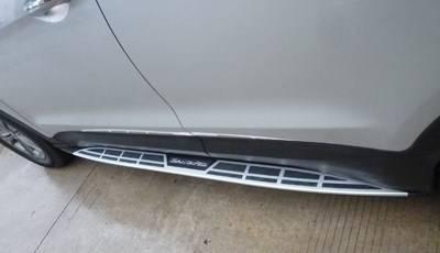 HY1147-OEM Alu.Running Board For Hyundai Santafe 13+