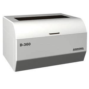 Fully automatic biochemistry analyzer D360