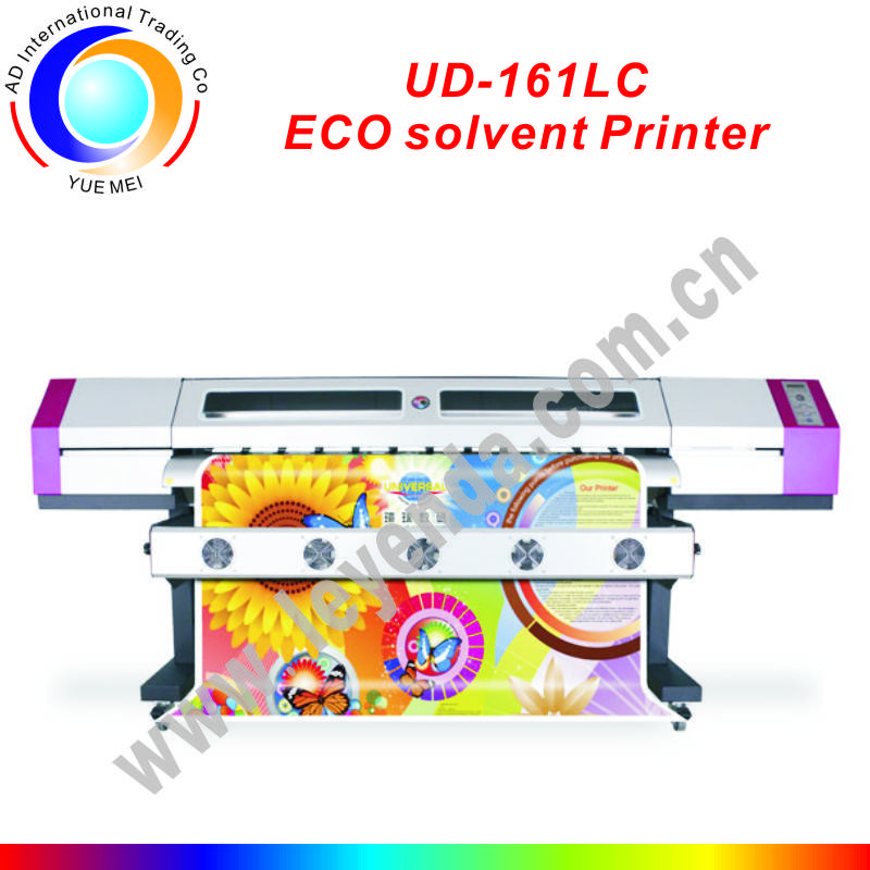 good quality 1.6m large poster printing machine